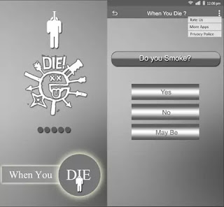 Aplikasi Android When You Die?
