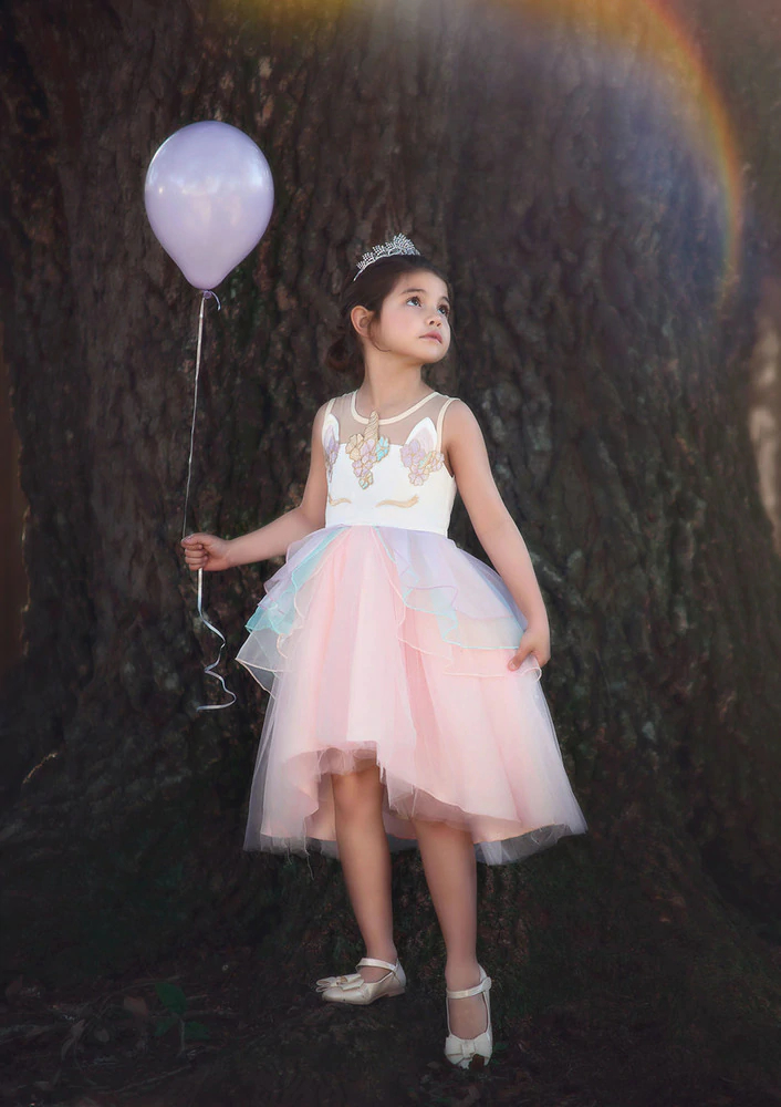 c65a9d4ff ... girls is inspired from the wonderland where the unicorns belong. Thus,  whenever dolling up your little munchkin, keep in mind that not just the  dress, ...