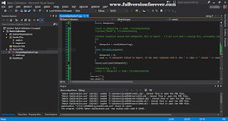 How to make my own software with the help of visual studio 2013 and2015
