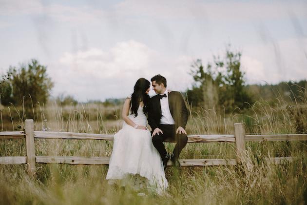 صور زفاف زوجين خلفية (HD)
