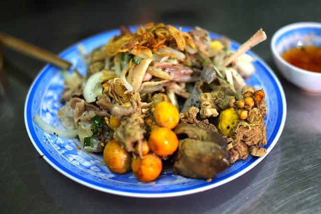 Bánh Ướt Gà - a special dish of Dalat 1