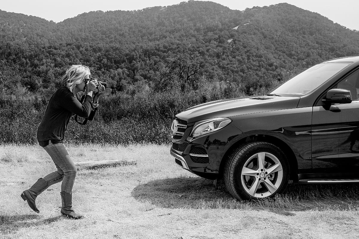 Olivia newton john one woman 39 s journey for Mercedes benz calendar