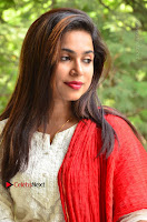 Telugu Actress Vrushali Stills in Salwar Kameez at Neelimalai Movie Pressmeet .COM 0132.JPG