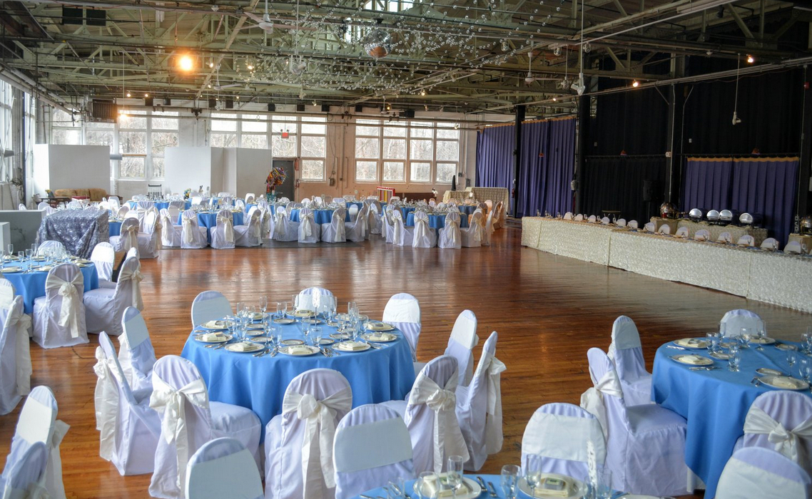 Saugerties Performing Arts Wedding Venue