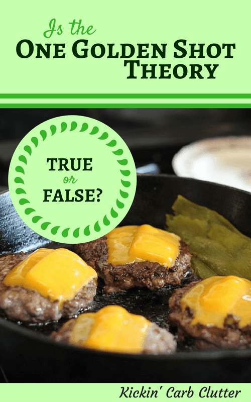 Pinterest Image: Cheeseburgers with Green Chili