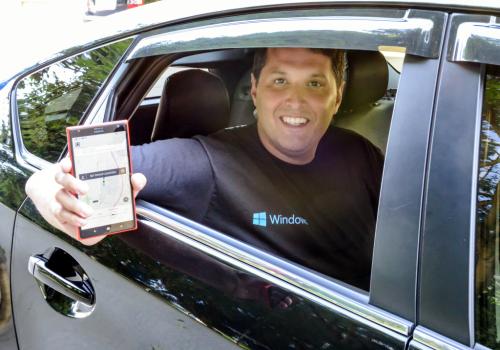 繼Android及iOS之後,Uber再推Windows Phone專用App