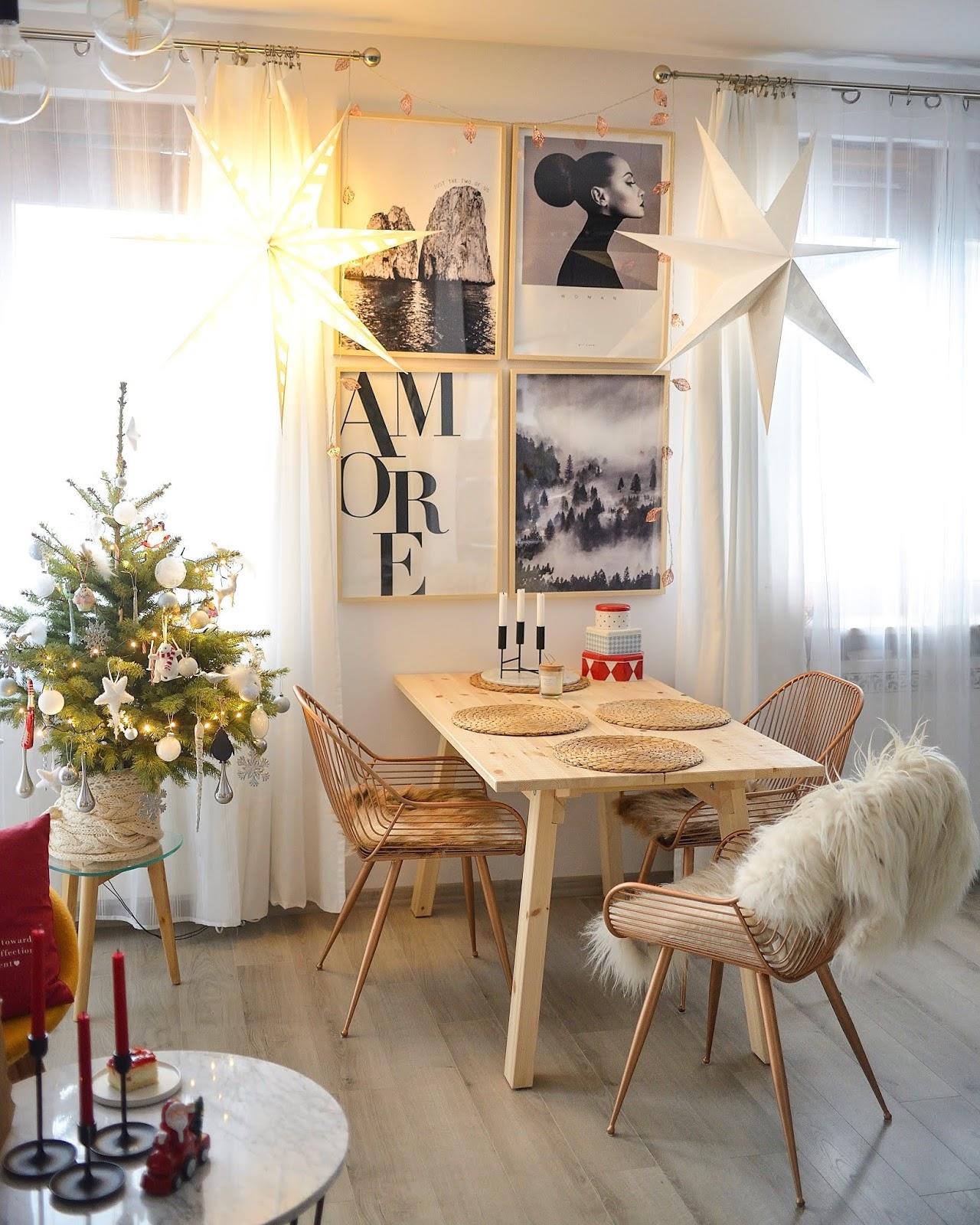 Zmiany w naszym pokoju dziennym! Krzesła do jadalni jakie wybrać?