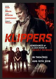 Wrestling legend, Kevin Nash, features in new movie 'Klippers' by Nigerian