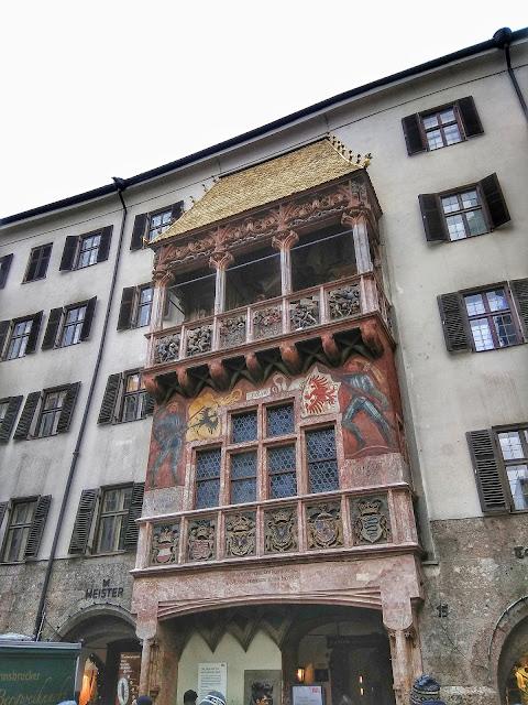 Tejadillo Oro Innsbruck