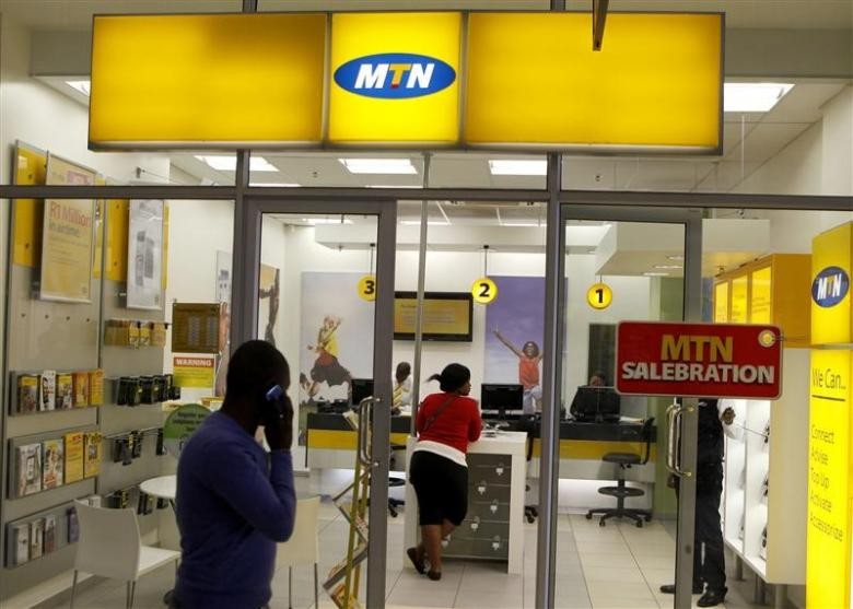 Vendors selling MTN recharge cards at prices above the face value are doing so illegally, the mobile operator has said.