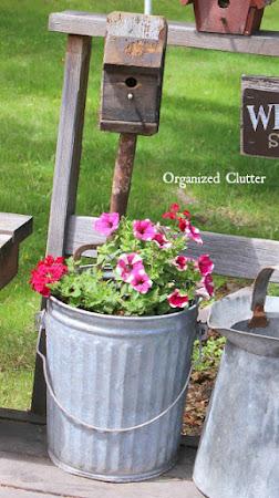 Birdhouse Garden Fork Repurpose