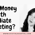 What is Affiliate Marketing And How Does It Work 2019?