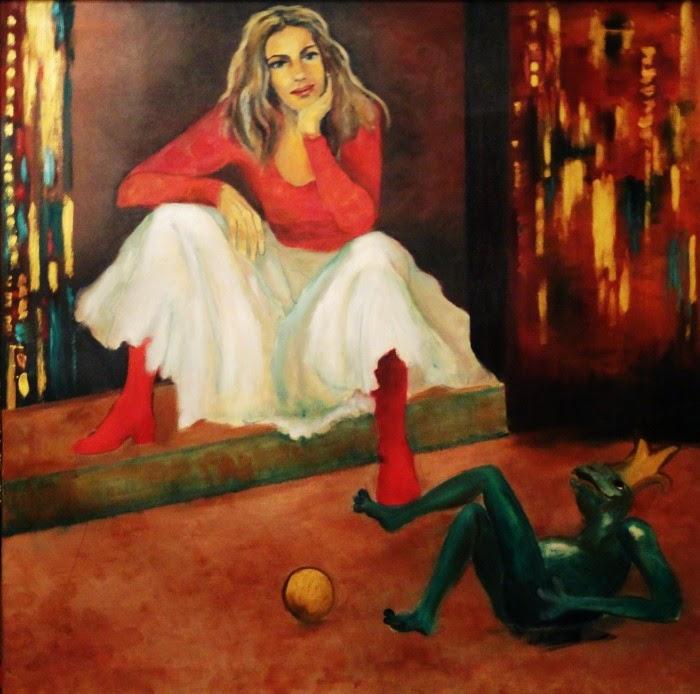 Современные художники Германии. Dagmar Helbig