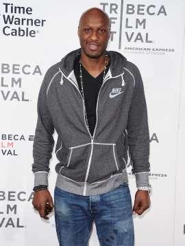 Report: Lamar Odom checks into rehab