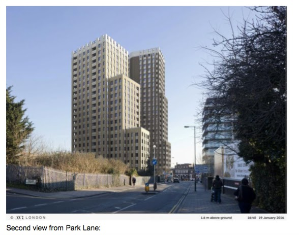 WEMBLEY MATTERS: UPDATED: Now a Monster 'Twin Towers' for