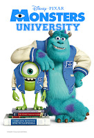 Monsters University 2013 English 720p BRRip Full Movie Download