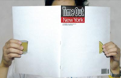 diseño publicitario creativo  de Revista