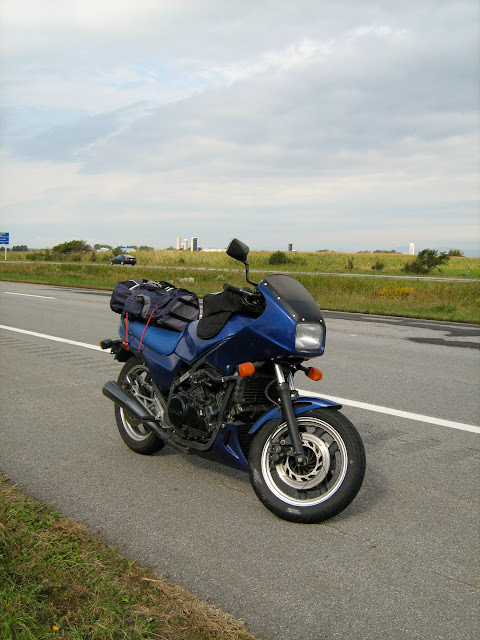 Honda Interceptor VF750F Ratbike