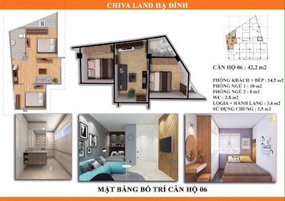 Mức tài chính 400 triệu, mua chung cư ở đâu tại Thanh Xuân?