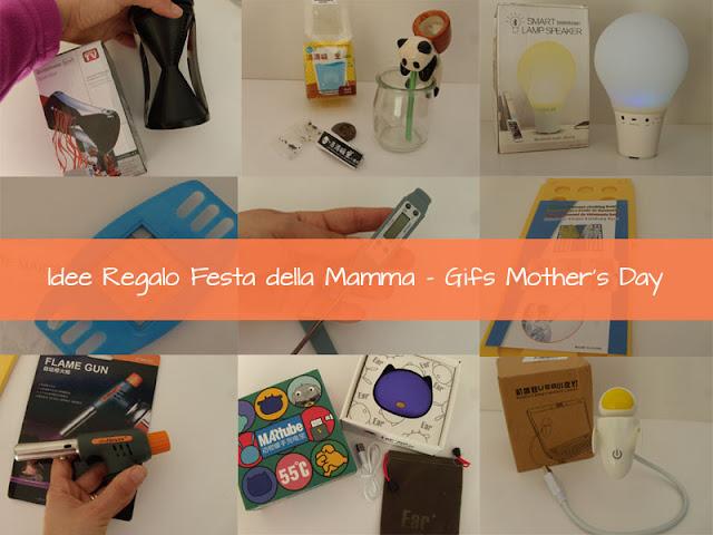 Idee regalo per festa della mamma