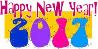 New Year 2017 Hebrew Ecards
