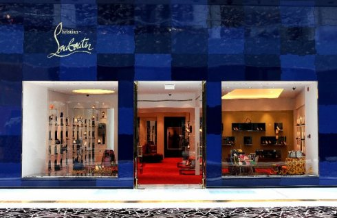 louboutin dubai mall contact