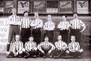 Photo of Genoa Italian football champions 1900
