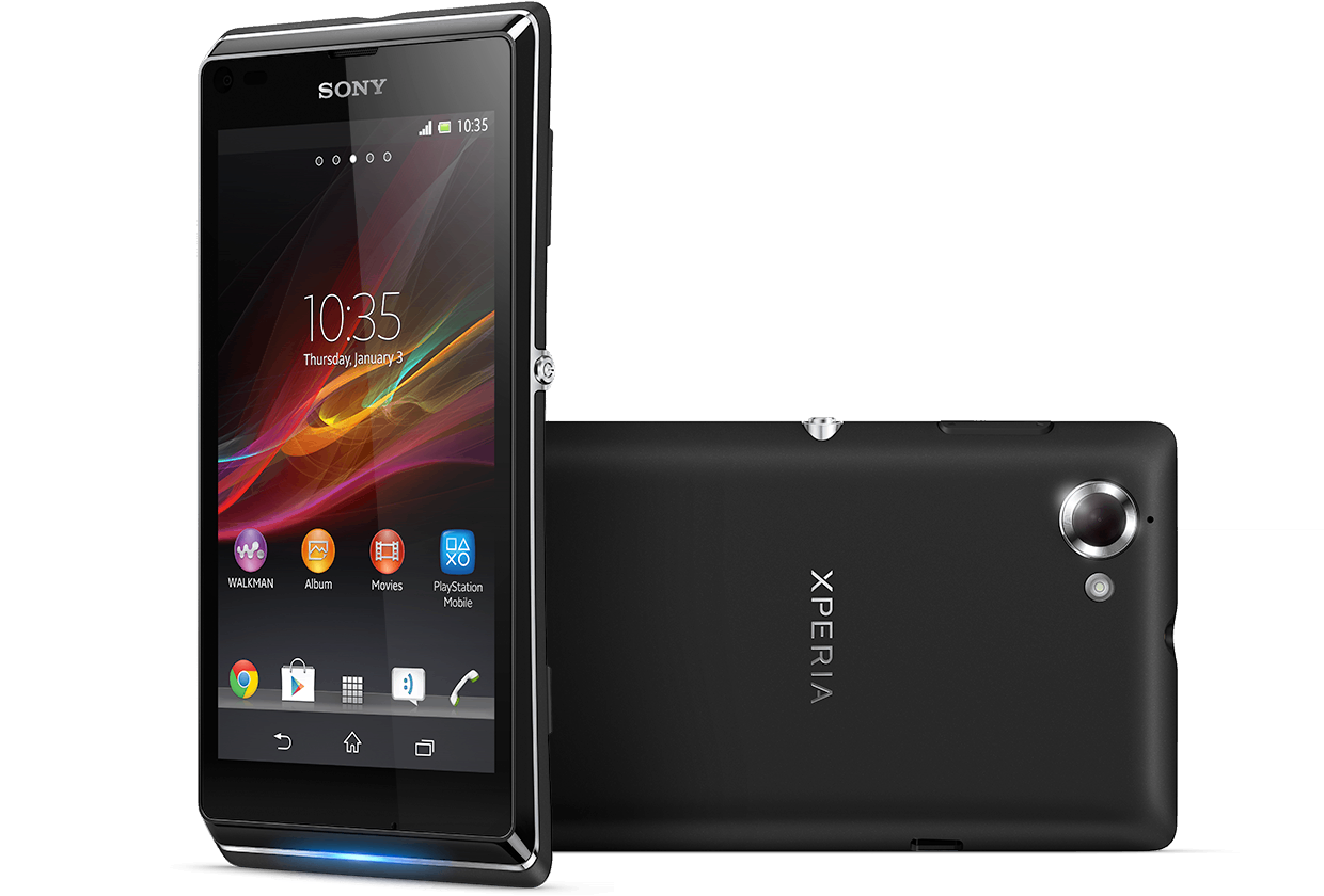 Sony Xperia L Officially Announced, packs 4.3-inch FWVGA ...