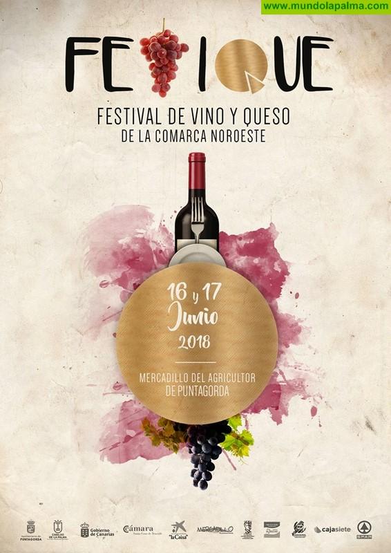 """""""Festival de Vino y Queso Comarca Noroeste"""" FEVIQUE 2018"""