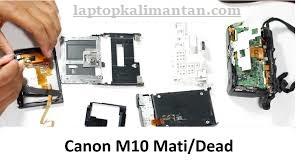 Service Canon EOS M10 Mati - Shutter Stuck - Blinking