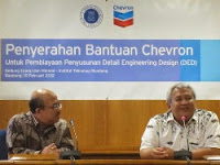 Chevron Indonesia Company - Recruitment For Reservoir Engineer Deepwater Development April 2014