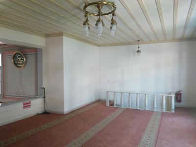 Reina ve Sortie arasındaki Cami : Defterdar İbrahim Paşa Cami