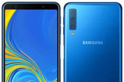 3 Cara Mudah Screenshot Samsung A7 2018
