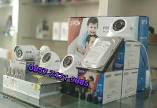 Paket camera cctv pasang cctv