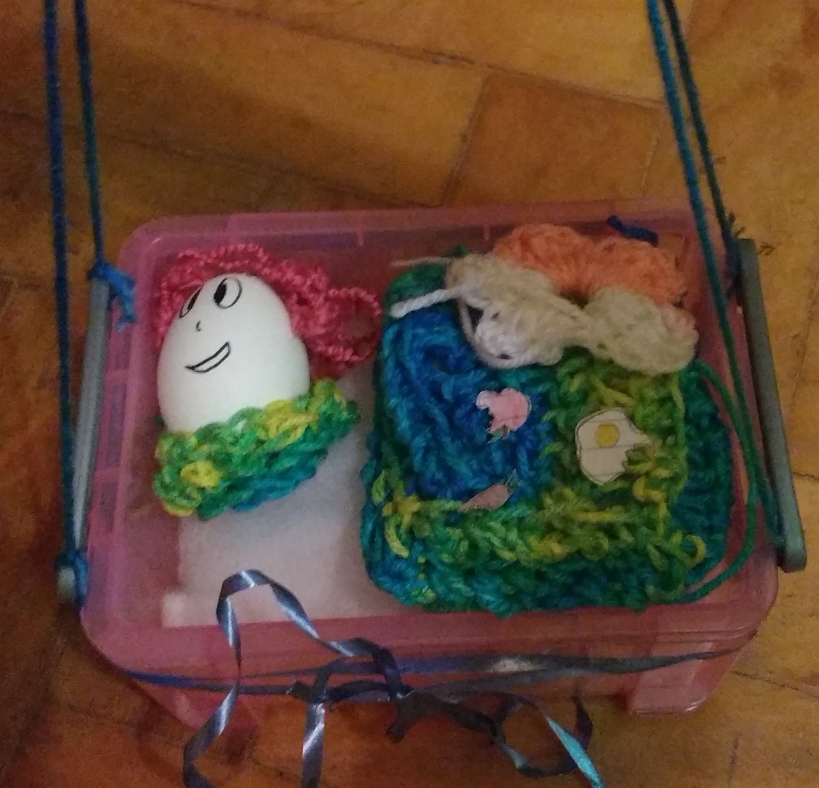 Egg Baby Project Refle...