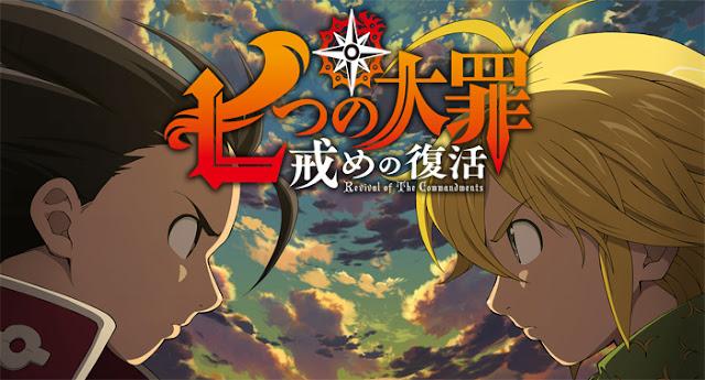 Nanatsu no Taizai Season 2 Sub Indo