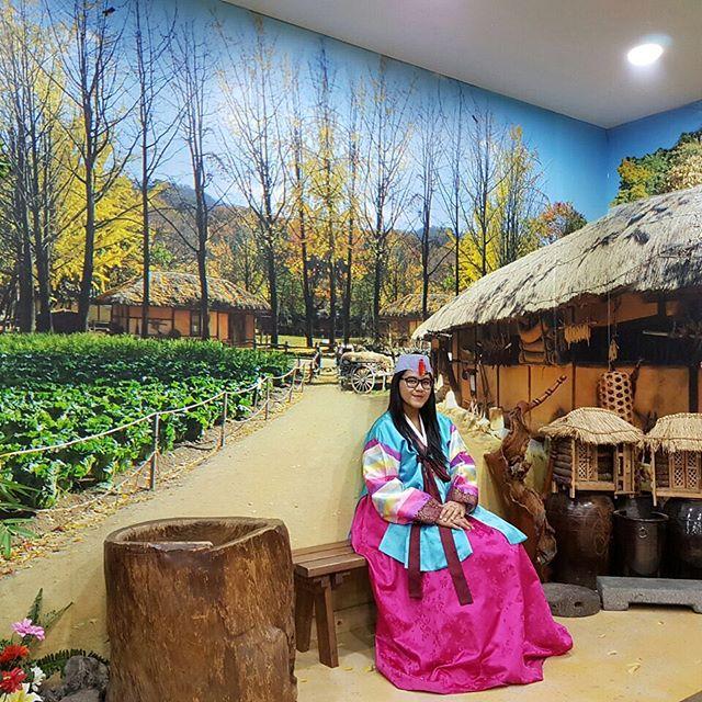 Putri Presiden Joko Widodo Kahiyang Ayu ke Korea!