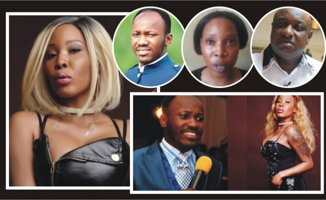 Image result for Ms Otobo Blasts Apostle Suleman