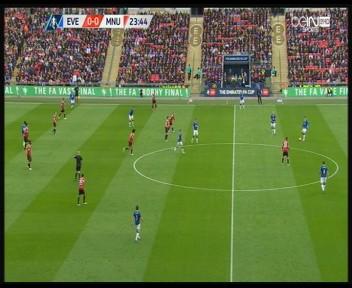 شاهد مباراة إيفرتون ومانشستر يونايتد بث مباشر السبت 23-4-2016