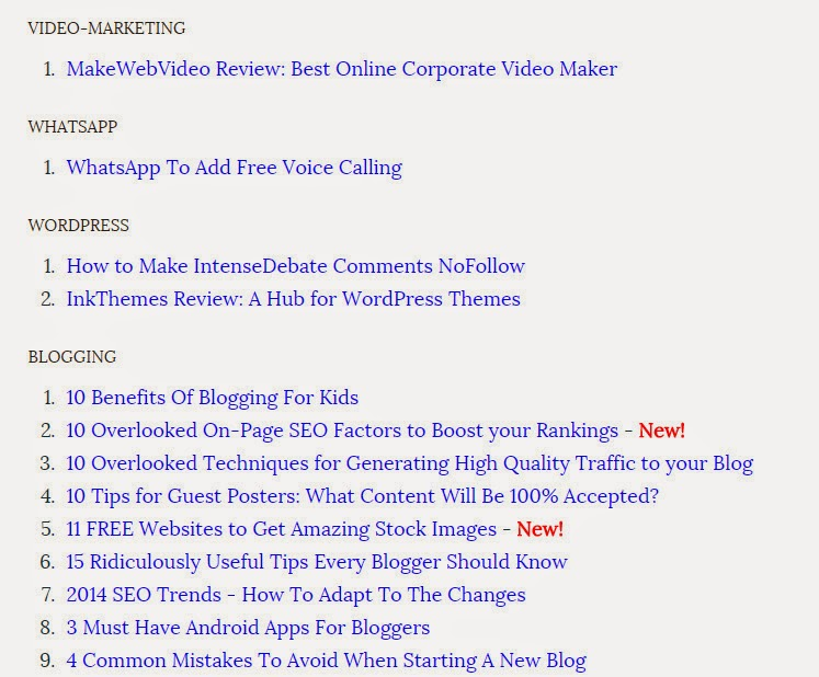 how do you create a blogspot
