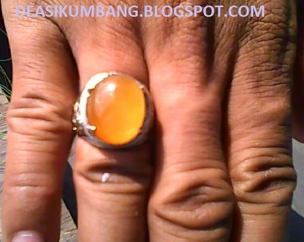Batu Cincin Keladen, Permata dari Pacitan Jawa Timur