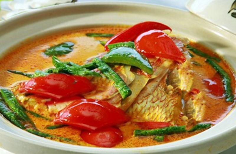 Resepi Cara Masak Gulai Ikan Merah Lezat Ala rumah Makan Padang ~ Dapur Onlineku