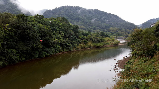 shifen river