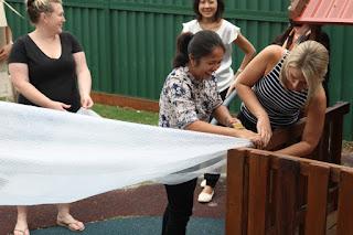 Pop-Ups on Tour 2015 - A Workshop in Queensland