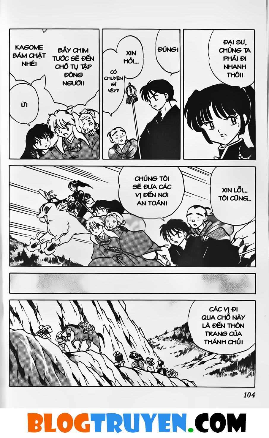 Inuyasha vol 31.6 trang 9
