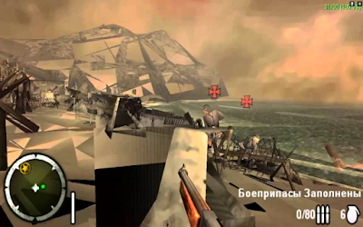 Download Game Medal Of Honor Heroes 2 ISO PPSSPP Roms