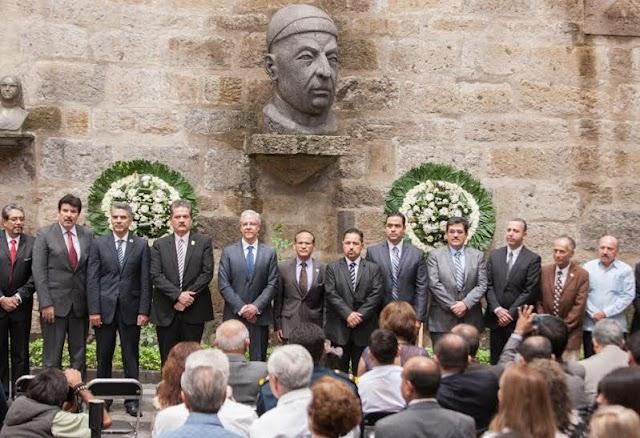 Celebra Hospital Civil de Guadalajara el 223 aniversario luctuoso de su fundador Fray Antonio Alcalde y Barriga   Hombre y obra declarados Beneméritos de Jalisco