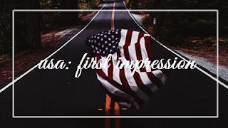 usa: first impression