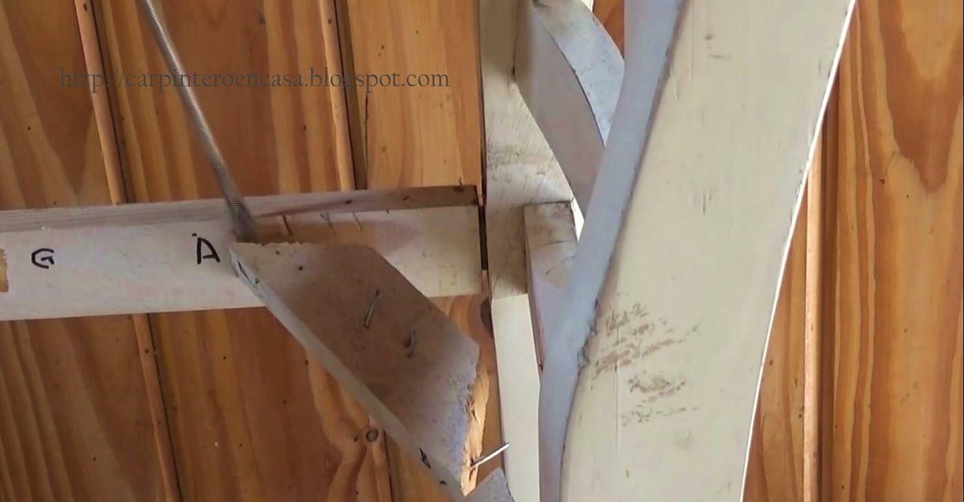 Carpintero en casa como reparar una silla de madera - Reparar madera ...