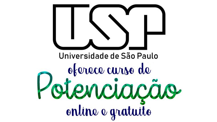 USP oferece curso de Potenciação online e gratuito